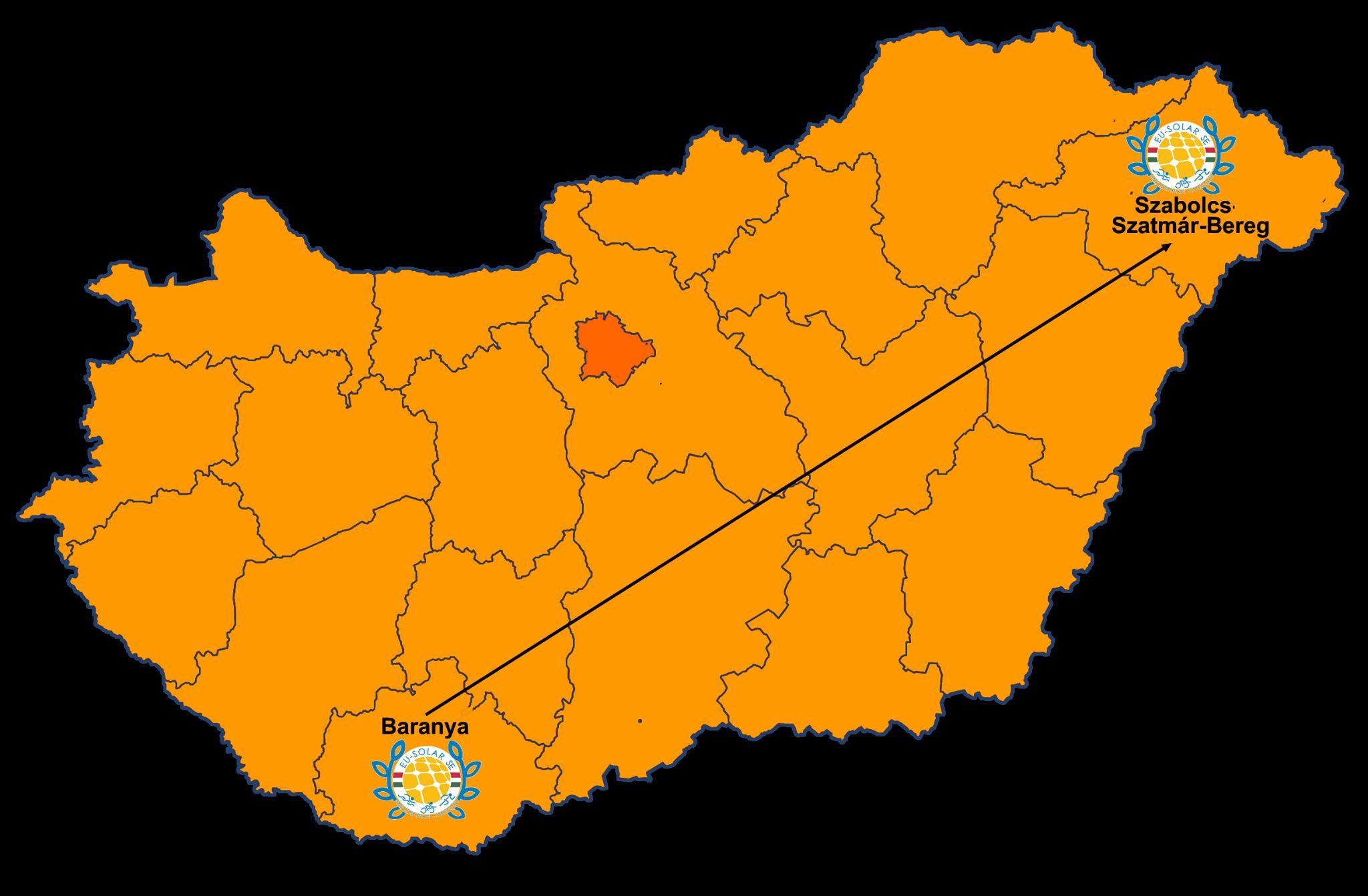 Baranya-Szabolcs Szatmár